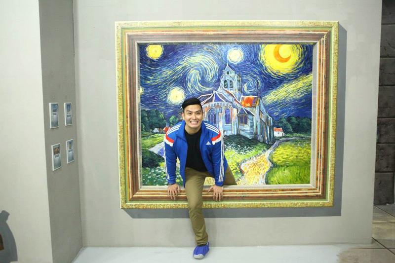 Art In Island Selfie Museum