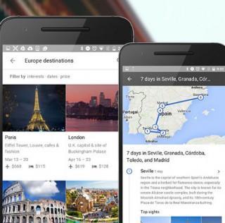 Google chce ułatwić mobilne planowanie wakacji