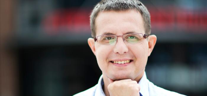 Oskar Berezowski: W social mediach mamy sporo do zrobienia