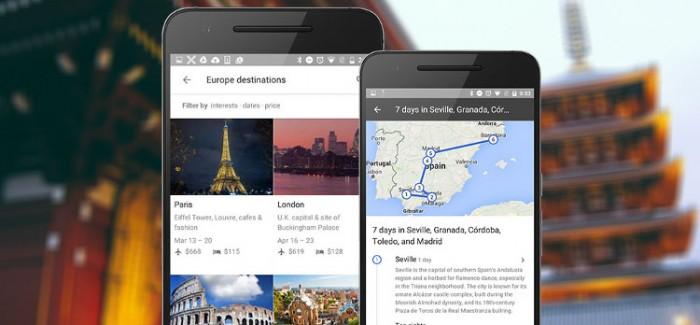Google Destinations – czym jest i jak działa?