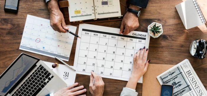 Kalendarz travel managera – kwiecień 2019